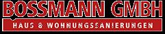 Bossmann Wuppertal | Sanierung und Renovierung aus einer Hand Logo